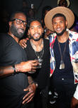 Mark Pitts, Miguel and Usher