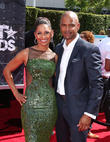 Salli Richardson-whitfield and Dondre Whitfield