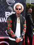 Chris Brown's Home Ransacked By Armed Burglars