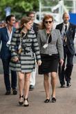Princess Beatrice, Sarah Ferguson and Duchess of York