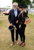 Roger Taylor and Sarina Potgieter