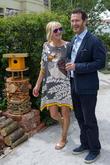 Jo Whiley and Nick Moran