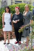 Dr Dawn Harper, Jo Brand and Camilla Kerslake