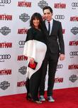 David Dastmalchian and Evangeline Lilly