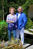 Judy Parfitt and David Emanuel