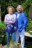 Judy Parfitt and David Emanuel