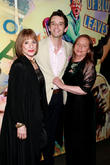 Patti Lupone, Michael Urie and Dale Soules