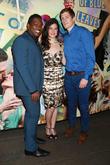 Lance Coadie Williams, Zoe Winters and Jordan Dean