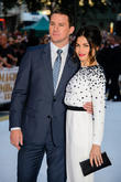 Channing Tatum and Jenna Lee Dewan-Tatum