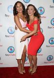 Cheryl Burke and Karina Smirnoff