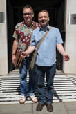 British Comedian Bob Mortimer Undergoes Triple Heart Bypass Operation