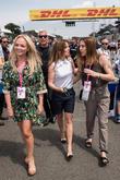 Mel C, Geri Halliwell and Emma Bunton