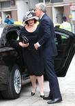 Tony Blair and Cherie Blair