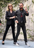 Barbara Bach and Ringo Starr
