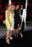 Kathie Lee Gifford, Cassidy Gifford, Kris Jenner and Kylie Jenner