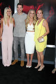 Lauren Scruggs, Jason Kennedy, Cassidy Gifford and Kathie Lee Gifford