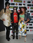 Sham Ibrahim, Michael Jackson Impersonator and Phoebe Price