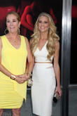 Cassidy Gifford and Kathie Lee Gifford
