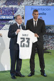 Real Madrid and Danilo Luiz Da Silva