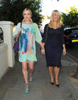 Fearne Cotton and Holly Willoughby
