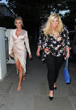 Chloe Sims and Gemma Collins
