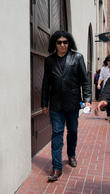 Kiss Singer Gene Simmons' House Searched By L.A.P.D.