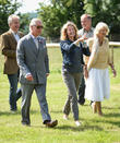 Atmosphere, Duchess of Cornwall, Camilla, Prince Charles and Kate humble