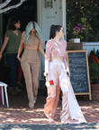 Kendall Jenner and Kyle Jenner