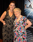 Ruthie Henshall and Betty Laine Obe