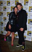 Gina Carano Reunites With Kickboxer Ex