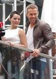 Ryan Reynolds and Morena Baccarin