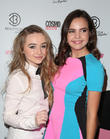 Sabrina Carpenter and Bailee Madison