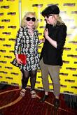 Debbie Harry and Miss Guy