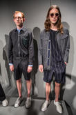 Men's Fashion Week, New York City and Timo Weiland Presentation