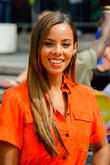 Rochelle Humes at x factor