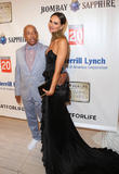 Russell Simmons and Radmila Lolly