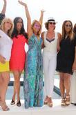 Ramona Singer, Patti Stanger, Jill Zarin, Luann De Lesseps and Cynthia Bailey
