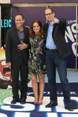 Amy Poehler, Pete Docter and Jonas Rivera