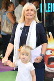 Linda Robson and Granddaughter