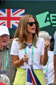 Kim Murray and Kim Sears