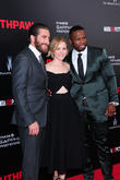 Jake Gyllenhaal, Curtis 50 Cent Jackson and Rachel Mcadams