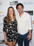 Zoe Tuckwell-smith and Damon Gameau