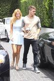 Bella Thorne, Gregg Sulkin and Los Angeles