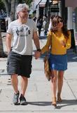 Max Joseph and Priscila Joseph at West Hollywood