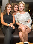 Melissa Gorga and Countess Luann De Lesseps