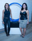 Melissa Gorga and Kathy Wakile