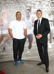 Daley and Steve Cram