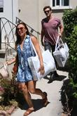 Briana Evigan and Blake Copper Griffin