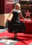 'Glee' Star Kristin Chenoweth Receives Star On Hollywood Walk Of Fame