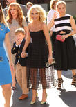 Kathy Griffin, Kristin Chenoweth and Guest
